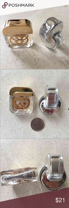 332fae24f30 Designer mini fragrance DUO 🌺🌸🌺🌸🌺 Brand new. Bvlgari Omnia ...