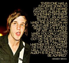 || Kennedy on albums ||
