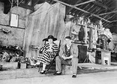 Coco Chanel with Pablo Picasso