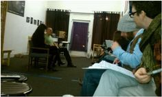 greedy rehearsal 2 Psych Cast, Maggie Lawson, James Roday, Cool Pictures, Stage, It Cast