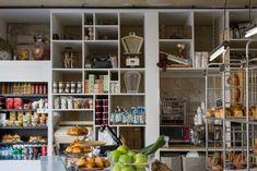 Liberté Patisserie Boulangerie by Benedict Castel in Paris, Photo by Mimi Giboin