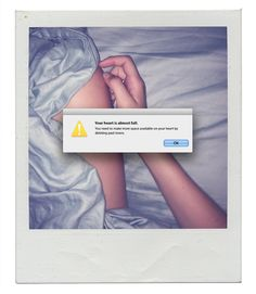 Graphic Designer Inserts Error Messages Into Human Experiences - DesignTAXI.com