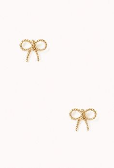 Rope Bow Studs