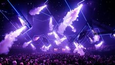 Concert Lights, Insomniac Events, Dj Stage, Infinity Mirror, Swedish House Mafia, Dj Booth, Nature Adventure, Stage Design, House Music