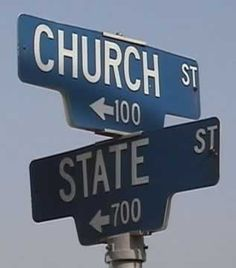 Church and State seperation
