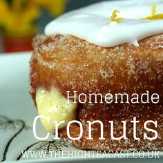 Heard about the new craze sweeping the internet and stomachs alike? Hop on board for cronuts...