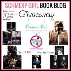 Schmexy Girl Book blog's 14K like GIVEAWAY!!! http://www.schmexygirlbookblog.com/celebration-time-14k-facebook-likes-giveaway/