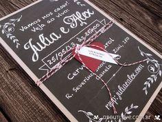 arte convite casamento - Pesquisa Google