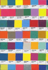 Pantone Painting Chips Journal. A selection of hues from the Pantone graphics palette, this journal is a must-have for those who covet chic design.