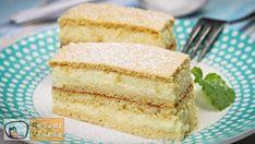 Hungarian Recipes, Hungarian Food, Food Categories, Vanilla Cake, Cake Recipes, Food And Drink, Cookies, Irish Recipes, Honey