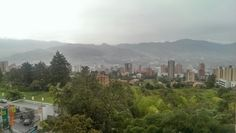 Rainy Sunday in Medellin Rainy Sunday, Four Square, Remote, This Is Us, River, Mountains, Building, Places, Outdoor