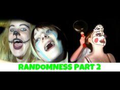 Randomness In FNAF Cosplay [PART 2]