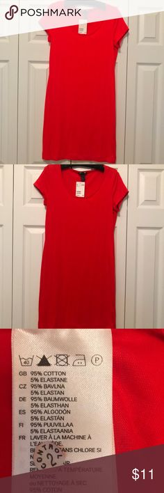 🔅1 Day Sale🔅 H&M Basic Dress H&M Basic Dress. NWT H&M Dresses