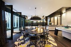 25 Barry Street, Kew VIC by Stephens & Co Architects and award winning Tania Di Lizio interior designers