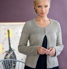 Modele tricot gilet gratuit pour femme