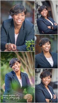 Davreen's Outdoor Professional Headshots at Rockville Town Center Creative Portrait Photography, Headshot Photography, Inspiring Photography, Photography Tutorials, Beauty Photography, Digital Photography, Professional Headshots Women, Professional Photo Shoot, Professional Portrait