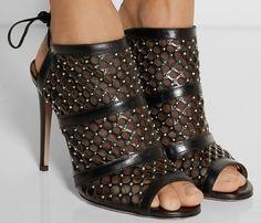 The Top 10 Aquazzura Fall 2014 Boots, Sandals and Shoes