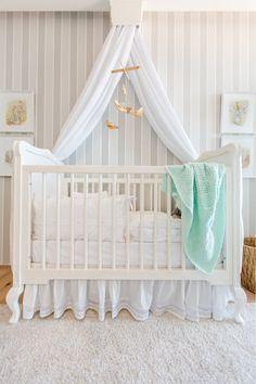 Baby Georgia – Baby Belle - Isabella Cot - Beautiful Baby Interior Nursery