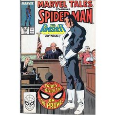 MARVEL TALES #222 | Spider-Man | Marvel Comics | Reprints Spectacular Spider-Man 83