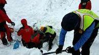 کوهنوردان گرفتار بهمن در بانه پیدا شدند  2 تن جان باختند