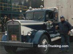 1952 Kenworth truck