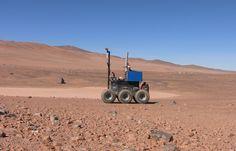 "[June 18, 2012] MarsToday: ""ESA Tests Self-steering Rover in 'Mars' [Atacama] Desert"" via SpaceRef: http://www.marstoday.com/news/viewpr.html?pid=37466"