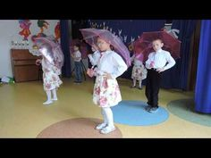Ragtime - taniec z parasolkami - PM 10 Preschool, Youtube, Dancing, Preschools, Kid Garden, Early Elementary Resources, Kindergarten, Kindergartens, Kindergarten Center Management