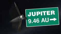 NASA's Juno is Halfway to Jupiter | NASA