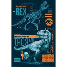 Jurassic World 2 - T-Rex Poster Clip Bundle, Size: inch x 34 inch, Multicolor Jurassic World Poster, Jurassic World T Rex, Jurassic World Fallen Kingdom, Jurassic World Wallpaper, Indominus Rex, Tyrannosaurus Rex, Marshmello Wallpapers, Jurrassic Park, Dinosaur Art