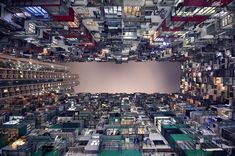 A new perspective on Hong Kong's architecture