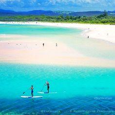 Merimbula, Australia Travel Oz, Solo Travel, South Coast Nsw, Summer Surf, Island Beach, Big Island, Water Activities, Beautiful Places To Travel, Weekend Trips