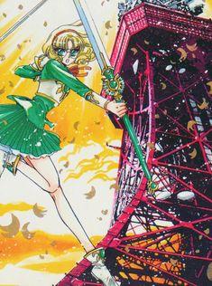 Magic Knight Rayearth, Ova, Manga To Read, Magical Girl, Aesthetic Anime, Sailor Moon, Manga Anime, Chibi, Cool Art