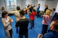 Moskau: Neun-Tage-Seminar – das erste seiner Art in dieser Stadt | Falun Dafa - Minghui.org