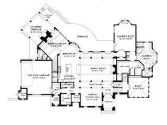 1st Floor Plan