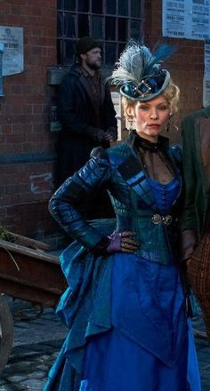 Another from Ripper Street DieselSteamGypsy: