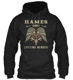 HAMES Family - Lifetime Member