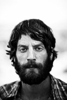 Ray LaMontagne sigh...that beard is where its at =)