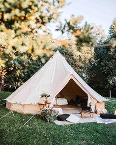 Gl&ing wedding elopement bell tent elopement wedding packages in Gippsland Australia & 4.5m diameter Bell Tent Breathe Bell Tents Australia ideal tent ...