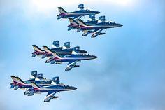 313th Squadron - Frecce Tricolori - Italian National Aerobatic Team @ Radom Air Show 2015 in Poland