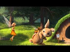 Tinker bell e o Monstro da Terra do Nunca - Flutuar - YouTube