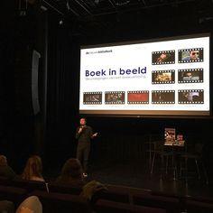 Via Rudideboer.nl   Rudi de Boer Filmeducatie   De Nieuwe Bibliotheek Almere   Boek in Beeld   Filmcursus