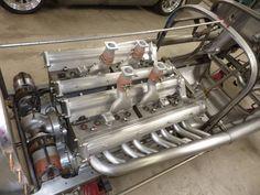 Miller V-16 engine  ° nl  https://de.pinterest.com/pin/126734176992166356/