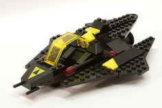 Blacktron Low Altitude Light Attack ship
