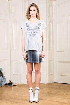 Oversized Tee, Graceland, Summer Collection, Eagle, Tees, Fashion, Moda, T Shirts, Fashion Styles