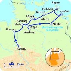 Camperreis door Duitsland | NKC