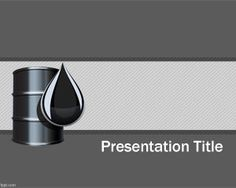 FREE Petroleum PowerPoint Template is a free download template design for Microsoft PowerPoint presentations and other presentation software