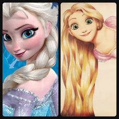 Frozen and Tangled. My 2 favorite Disney movies.