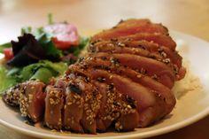 Spicy, Sweet and Savory Seared Ahi Tuna | Tasty Kitchen: A Happy Recipe Community!