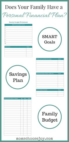 Your family's future depends on having a solid personal financial plan in place…. Your family's future depends on having a solid personal financial plan in place. Learn effective planning with this free family budget worksheet printable. Planning Budget, Financial Planning, Goal Planning, Budgeting Finances, Budgeting Tips, Ways To Save Money, Money Saving Tips, Saving Ideas, Money Tips