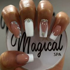 Acrylic Nail Designs, Acrylic Nails, Nails 2017, Orange Nails, Jelsa, Love Nails, Spring Nails, Nail Colors, Nail Art